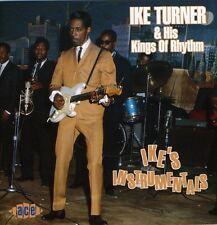 Ike Turner, Ike Turner & the Kings of Rhythm - Ikes Instrumentals [New CD] UK -