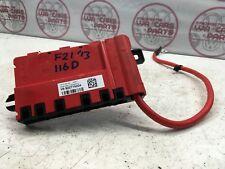 Fiat Ducato Relais Boxer Batterie Démarreur gros Fusible 150 A amp neuf origine 11056390