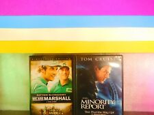 We Are Marshall / Minority Report Two-Disc Special (Dvd,