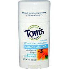 Tom's Of Maine Calendula Aluminum Free 24 HR Deodorant 64g