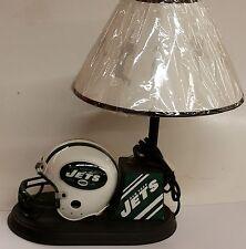 NFL New York Jets, Riddell Helmet Lamp, NIB