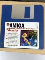 CU Amiga Magazine Cover Disk 14 Gravity  TESTED WORKING