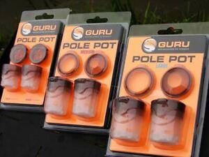 NEW! Guru Pole Pots *FULL RANGE* - Pole Match Coarse Fishing