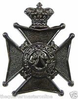 Kings Royal Rifle Corps Cap Badge (Victorian Crown)