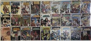 `ARCHER & ARMSTRONG #0 1 2 3 4 5 6-26 VF/NM 1-26 COMPLETE VALIANT COMICS SET LOT