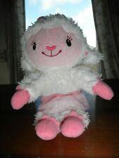 Cutest Baby Soft Plush Stuffed Animal Ballerina Pink Tutu White Lamb Sheep Toy
