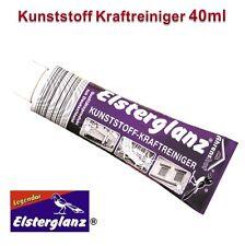 Elsterglanz Kunststoffreiniger Kraftreiniger 40 ml