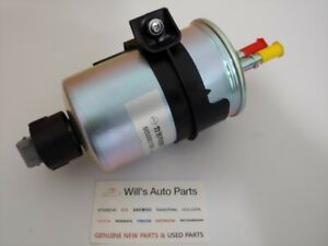 GENUINE BRAND NEW FUEL FILTER SUIT SSANGYONG STAVIC TURBO DIESEL 2.7L 2007-2012