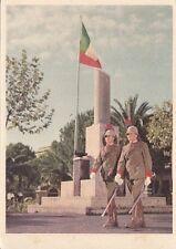 A6221) ARMA DEI CARABINIERI, 1911, GRANDE UNIFORME LIBICA.