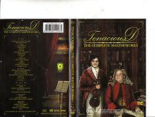 Tenacious D:The Complete Master Worhs-2002-2 Disc Set-Music-DVD