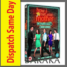 HOW I MET YOUR MOTHER COMPLETE SEASON SERIES 7 DVD 3 discs BOX SET