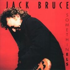 Somethin Else by Jack Bruce (Cassette, Jan-1993, CMP)