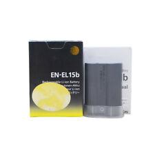 10*EN-EL15B ENEL15B Camera Battery For NIKON D7100 D7000 D800 D810 D750 EN-EL15A