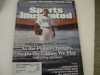 Sports Illustrated, Inside The Steroid Pipeline Sting, Mar 12, 2007