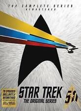 STAR TREK: THE COMPLETE ORIGINAL SERIES (DVD, 2015)