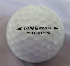 Nike One Rzn X Prototype - Golf Ball