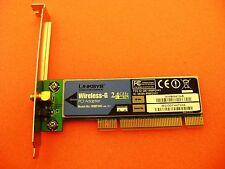 Linksys Wireless G PCI Card Adapter WMP54G Ver.4.1(No Antenna)