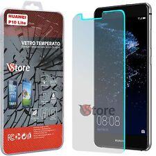 """Pellicola in Vetro Temperato Per Huawei P10 Lite Protezione Display LCD 5.2"""""""