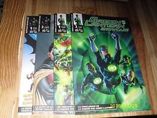 Lot Showcase Green lantern/Batman DC Panini comics