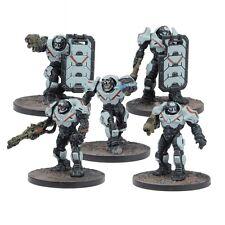 Mantic Games BNIB Deadzone V2 Enforcer Peacekeepers MGWPE303