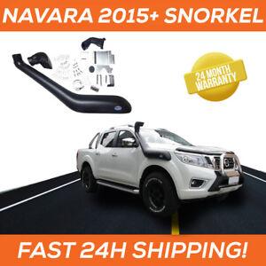Snorkel / Schnorchel for Nissan Navara D23 NP300 after 2015 Raised Air Intake