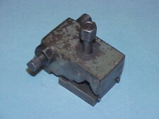 "New Listing12"" Clausing 5900 Adjustable Carriage Stop Block South Bend Logan"