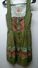 Vintage  Rare Licht Trachtenhaus Dress Size 10 One Pocket