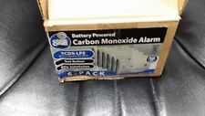 Code One Battery Operated Carbon Monoxide Detector (6-Pack) 9C05-LP2