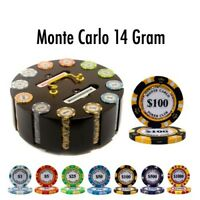 Brybelly Holdings 300 Ct - Pre-Packaged - Monte Carlo 14 G - Wooden Carousel