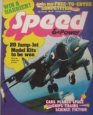 Speed & Power magazine 17 January 1975 Issue 44