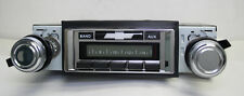 1967 1968 67 68 Chevy Impala Radio AM/FM USA 230 Custom Autosound AUX Input MP3