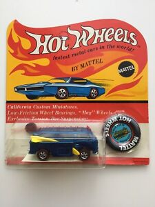 Hot Wheels 1969 Beach Bomb Volkswagen In Blisterpack