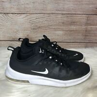 Men's Nike Air Max Axis Running Shoes Size 10.5 M(B) [AA2146-003] Black / White