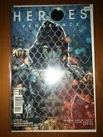 Heroes Vengeance 01 - High Grade Comic Book - B28-21