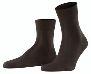 Falke Mens Tiago Short Socks - Brown
