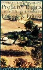 Property Rights & Political Development in Ethiopia & Eritrea (Eastern African