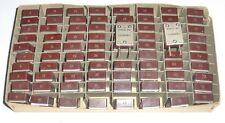 Jeu des 80 quartz FT243 NOS NIB ELA Allemagne pour SCR510 (BC620) - Discount -