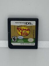 Phineas and Ferb Nintendo DS Cartridge ONLY