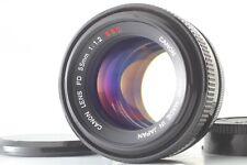 [NEAR MINT] CANON FD 55mm F/1.2 S.S.C. SSC FD Mount MF Lens JAPAN