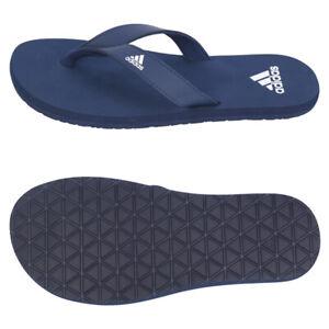 Adidas EEZAY Flip Flop Slides Sandals Slipper Navy F35028