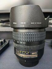 Nikon AF-S NIKKOR 24-85 mm f/3.5-4.5G ED FX Full format Lens.made in Japan