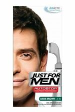 Just for Men Autostop Hair Color Brown, Medium Brown