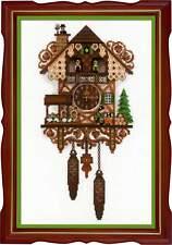 """Cross Stitch Kit RIOLIS 1730 - """"Cuckoo Clock"""""""