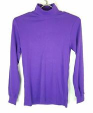 Pringle Of Scotland Purple Roll Neck Sweater Jumper Top Size Small New & Tag 127