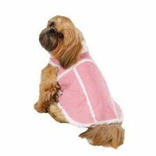 New Zack & Zoey Aspen Dog Coat Warm Dog Jacket Pink size Large L