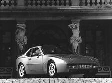 PHOTO PRESS ORIGINALE PORSCHE 944 TURBO - 1986