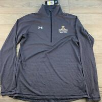 *Under Armour NCAA Montana State Bobcats Men's Playoff Long Sleeve Stripe NWT M