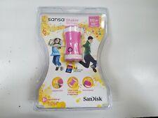 SANDISK 512MB Sansa Shaker MP3 Player BRAND NEW