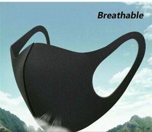 3PCS Washable Unisex Face Mask Mouth Masks Protective Reusable Austock