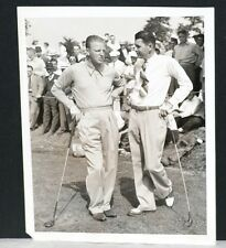 "1939 Craig Wood & Henry Picard, Original Acme Wire Photograph, 7"" x 9"""